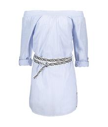 Street Called Madison Luna YD stripe smock dress BLONDIE S902-5805
