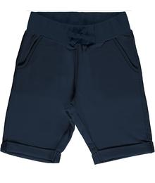 Maxomorra Sweatshorts Solid MIDNIGHT 73145001801 - M543-D3308
