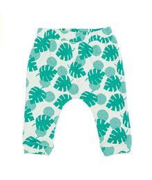 Tommy trouser palm leaves