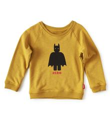 sweater - golden yellow - hero