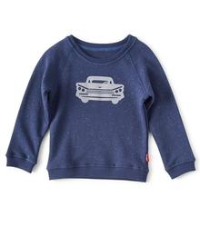 sweater - dark blue - caddy