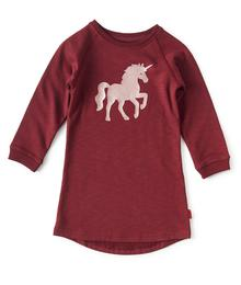 sweatjurk - dark red - unicorn