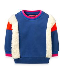 Oilily Hobbels sweater 72 colourblock YF19GHJ004