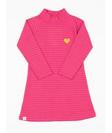 Alba of Denmark COSY SCHOOL DRESS - DAHLIA MAGIC STRIPES SKU: 2706