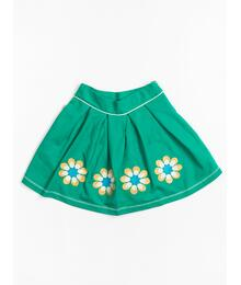 Alba of Denmark NELLY SKIRT - PEPPER GREEN SKU: 2724