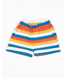 Alba of Denmark 2691 Graham Shorts 654 Bright Gold Rainbows