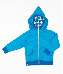 Alba of Denmark Cosy Jacket Methyl Blue Twill  2690 - 659