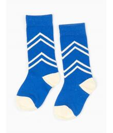 Alba of Denmark ANNIE KNEE SOCKS - SNORKEL BLUE SKU: 2764