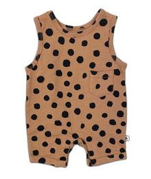 COS I SAID SO SLEEVELESS ONESIE MACAROON - POLKA DOT EAN 54200795621